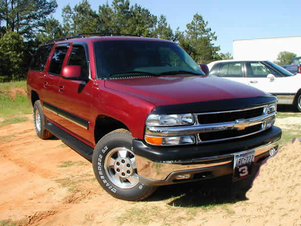 Chevy Red