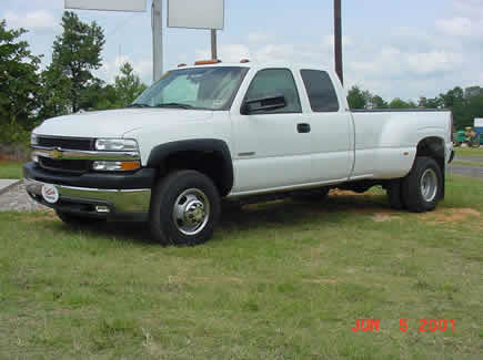 Stock Chevy 3500